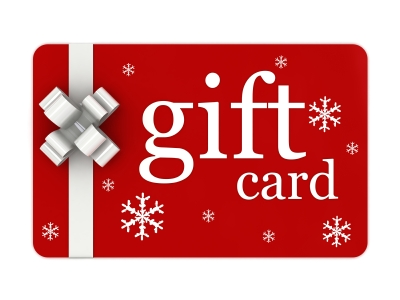 Purchase Gift Card (any Denomination)
