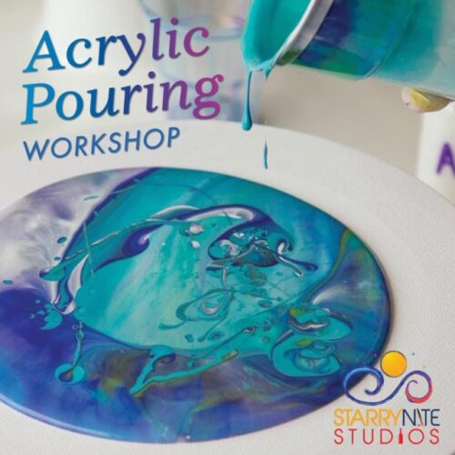 Offering Acrylic Pouring Classes