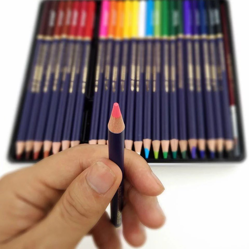 Watercolor Pencil Set (24 Ct)