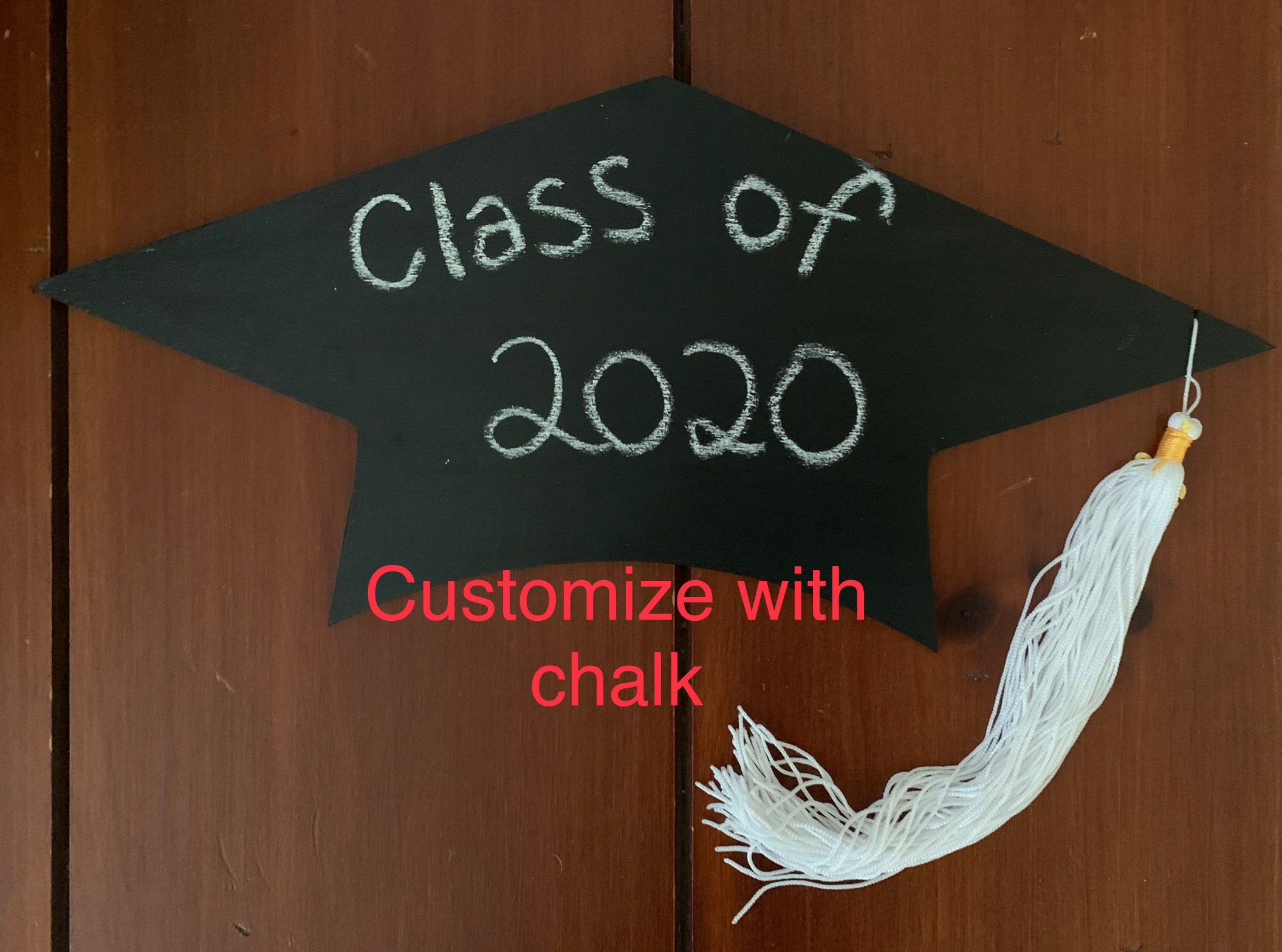 Graduation Cap With Tassel