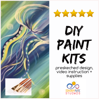 DIY Paint Kit