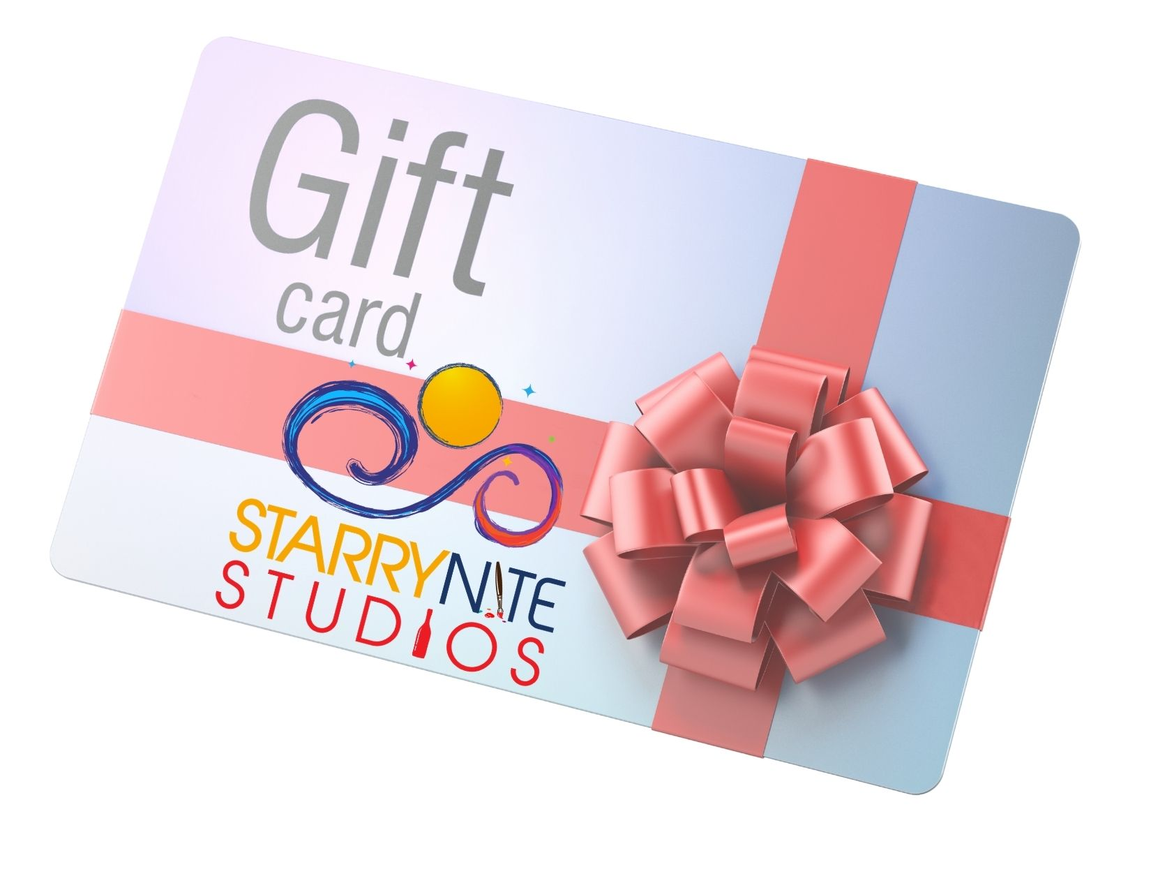 Gift Card 6 Pack! Buy 6 Get 2 FREE!