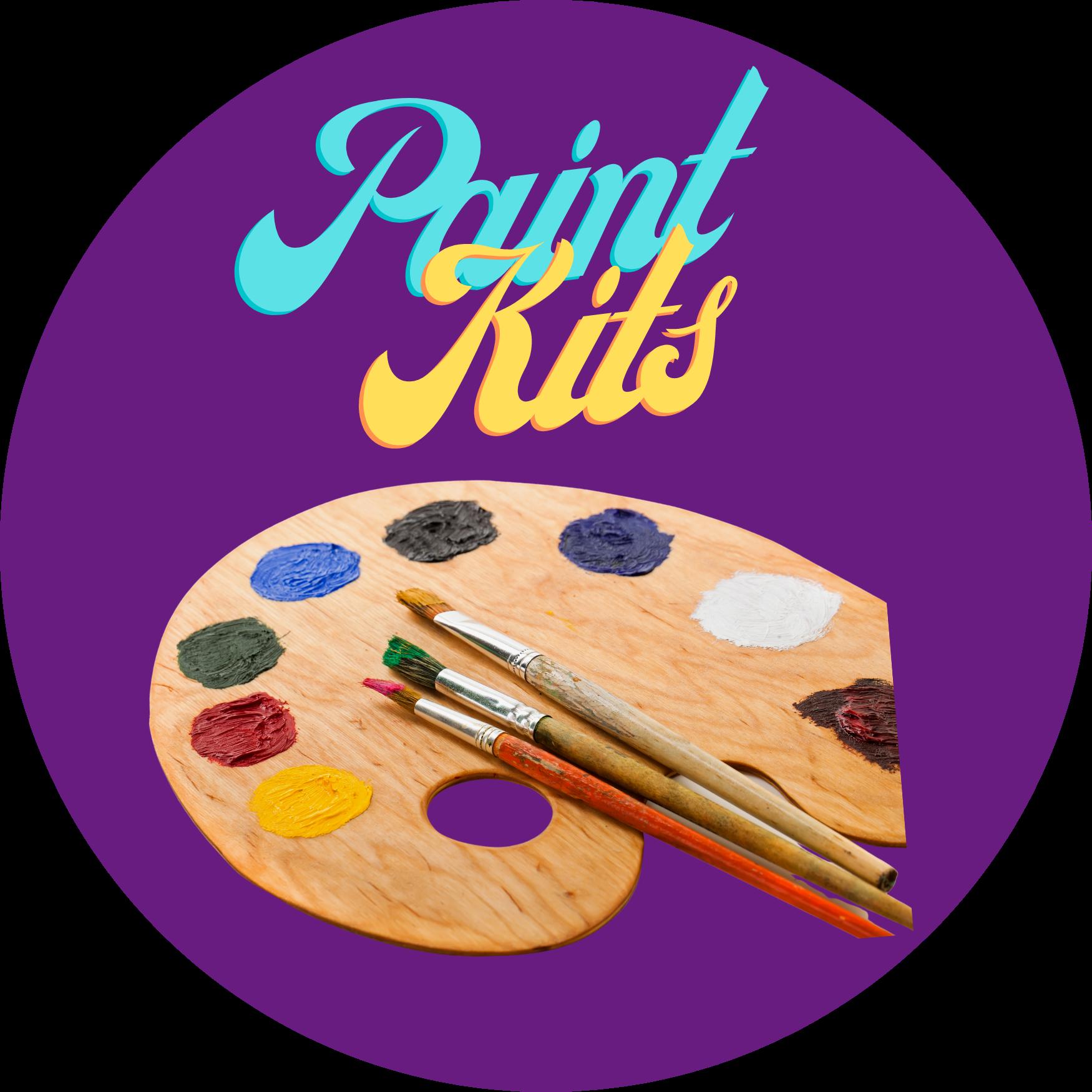 Paint Party Boxes (read Descriptions Below)